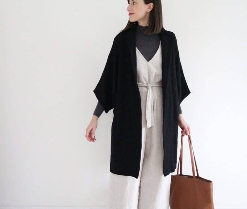 How to wear Linen in Winter…